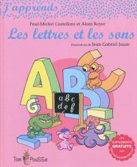 J'apprends les lettres et les sons