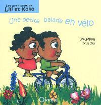 Les aventures de Lili et Koko, Une petite balade en vélo