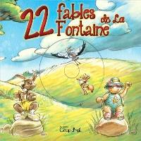 22 fables de La Fontaine