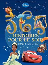 365 histoires pour le soir. Volume 5