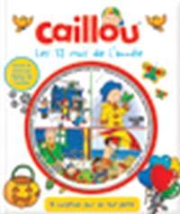 Caillou, Les 12 mois de l'année