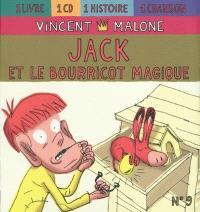 Jack et le bourricot magique : un conte qui commence en rimes et finit en vers