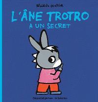 L'âne Trotro. Volume 24, L'âne Trotro a un secret