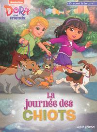 Dora and friends, La journée des chiots