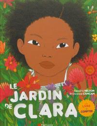 Le jardin de Clara : un livre à compter