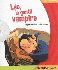 Léo, le gentil vampire