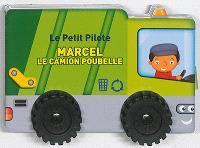 Marcel le camion poubelle