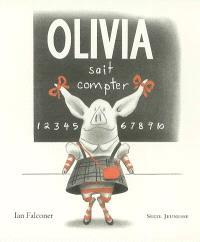 Olivia sait compter