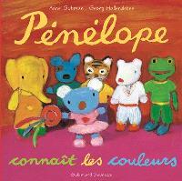 Pénélope tête en l'air. Volume 7, Pénélope connaît les couleurs
