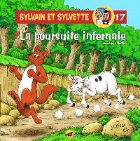 Sylvain et Sylvette. Volume 17, La poursuite infernale