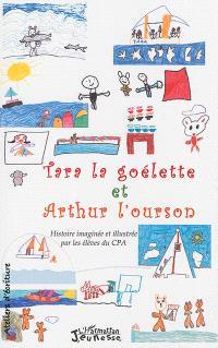 Tara la goélette et Arthur l'ourson