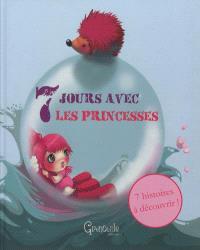 7 jours avec les princesses