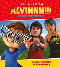 Alvinnn !!! et les Chipmunks : Simon contre les terreurs