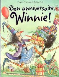 Bon anniversaire, Winnie!