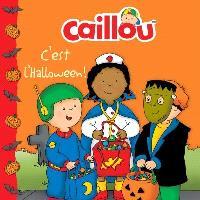 Caillou, C'est l'Halloween!