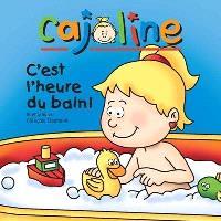 Cajoline  : c'est l'heure du bain!