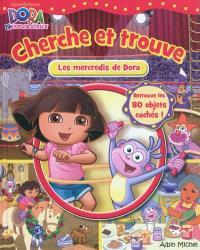 Cherche et trouve : les mercredis de Dora