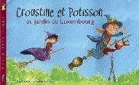 Croustine et Potisson au jardin du Luxembourg