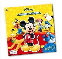 Disney aimants magiques