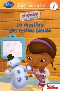 Disney Docteur la Peluche, Le mystère des taches bleues