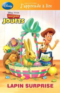 Disney Pixar Histoire de jouets, Lapin surprise