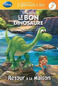 Disney Pixar Le bon dinosaure, Retour à la maison