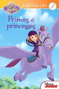 Disney Princesse Sofia, Princes et princesses