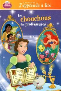 Disney Princesses, Les chouchous des professeurs