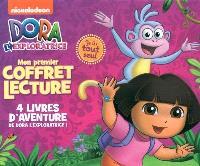 Dora, Mon premier coffret de lecture
