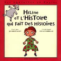 Elodie et l'histoire qui fait des histoires