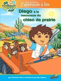 Go Diego Go!, Diego à la rescousse du chien de prairie