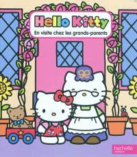 Hello Kitty en visite chez les grands-parents