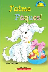 J'aime Pâques!
