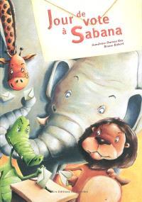 Jour de vote à Sabana