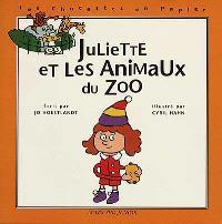Juliette et les animaux du zoo
