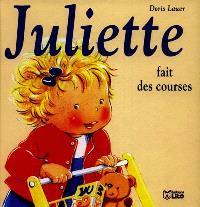 Juliette fait des courses