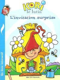 Kori le lutin. Volume 2003, L'invitation surprise