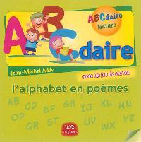 L'alphabet en poèmes : ABCdaire
