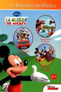 La maison de Mickey. Volume 1
