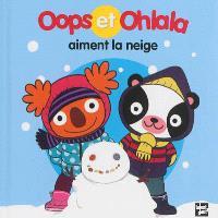 La petite vie de Oops et Ohlala, Oops et Ohlala aiment la neige