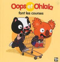 La petite vie de Oops et Ohlala, Oops et Ohlala font les courses