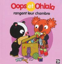 La petite vie de Oops et Ohlala, Oops et Ohlala rangent leur chambre