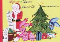 Lapinette et Lapinou fêtent Noël