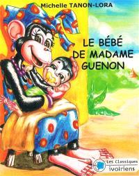 Le bébé de madame Guenon