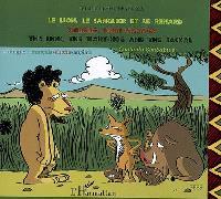 Le lion, le sanglier et le renard : conte du Zimbabwe = Shumba njiri nagava = The lion, the wart-hog and the jackal