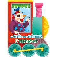 Le train des animaux : l'alphabet