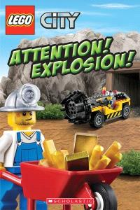 LEGO City, Attention! Explosion!