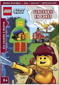Lego City, L'incendie en forêt