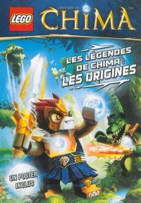 Lego Legends of Chima, Les légendes de Chima : les origines