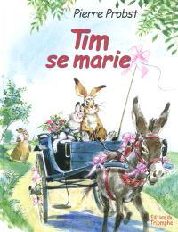 Les aventures de Tim et Poum, Tim se marie